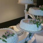 Vi gör din bröllopstårta