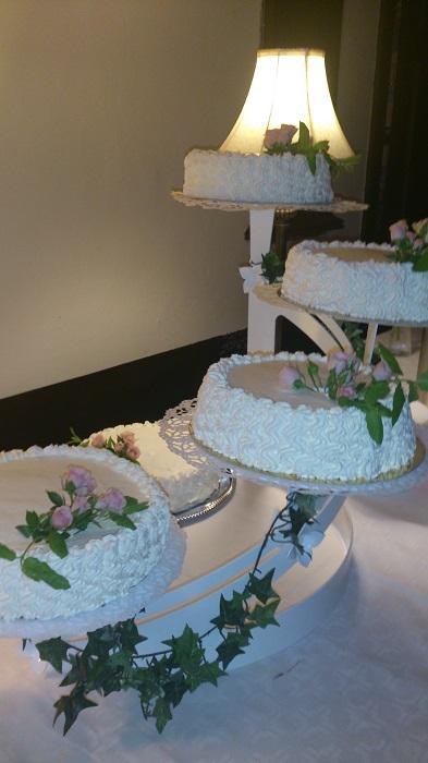 Beställ bröllopstårta catering i gävle
